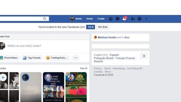 Giao dien web hoan toan moi cua Facebook vua duoc phat hanh-Hinh-2