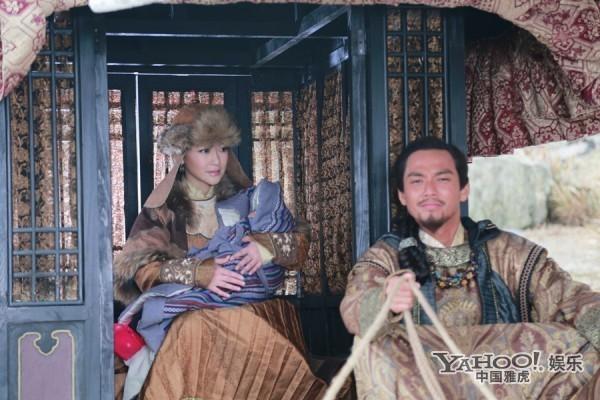 Tieu Vien Son cao thu vo lam, cha de cua Tieu Phong-Hinh-2