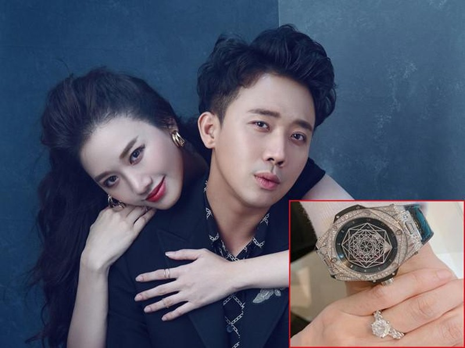 Hari Won chieu chong tu hanh dong