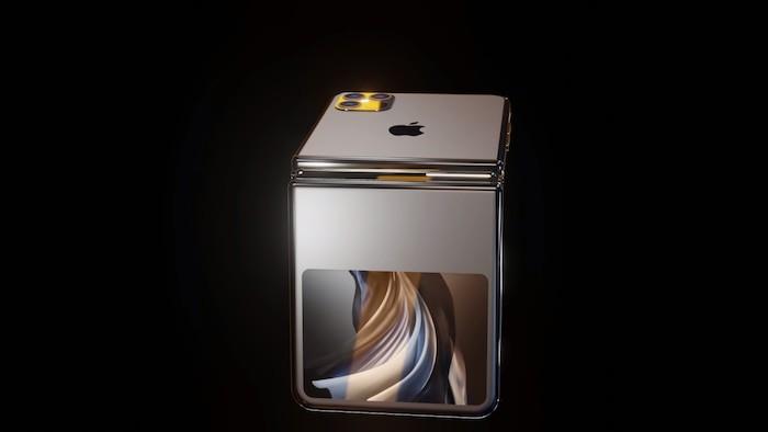 iPhone 12 Flip voi man hinh gap dep khong ty vet, 4 camera sau-Hinh-16
