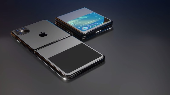 iPhone 12 Flip voi man hinh gap dep khong ty vet, 4 camera sau-Hinh-5