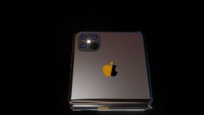iPhone 12 Flip voi man hinh gap dep khong ty vet, 4 camera sau-Hinh-9