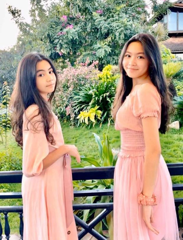 Nhan sac duoc khen giong Truong Ba Chi cua con gai Quyen Linh-Hinh-2