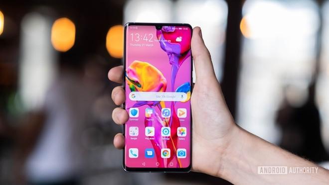 Ra mat Huawei P30 Pro voi ten goi