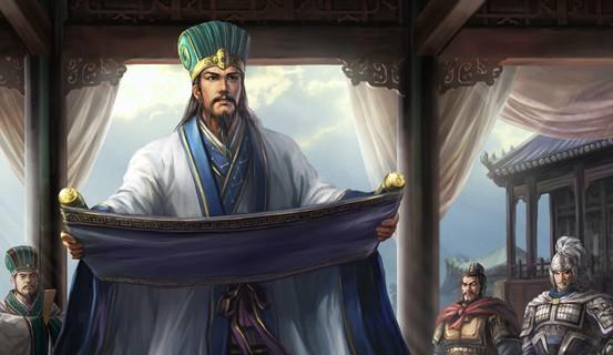 Hung manh hon nhung tai sao Gia Cat Luong khong chon Tao Thao?
