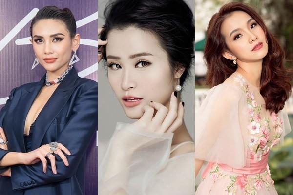 Hoa hau Thuy Lam - Dong Nhi - Vo Hoang Yen hoa ra la ban hoc-Hinh-2