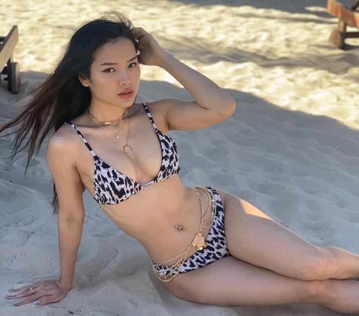 Ngan Khanh, Phuong Trinh Jolie va Lan Trinh sau khi dut ao ra di-Hinh-10