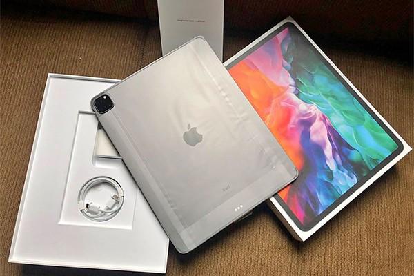 Giam gia soc iPad Pro 2020: chinh hang giam 1,5 trieu dong