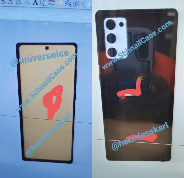 Galaxy Note20 bang 'xuong bang thit' da xuat dau lo dien-Hinh-2