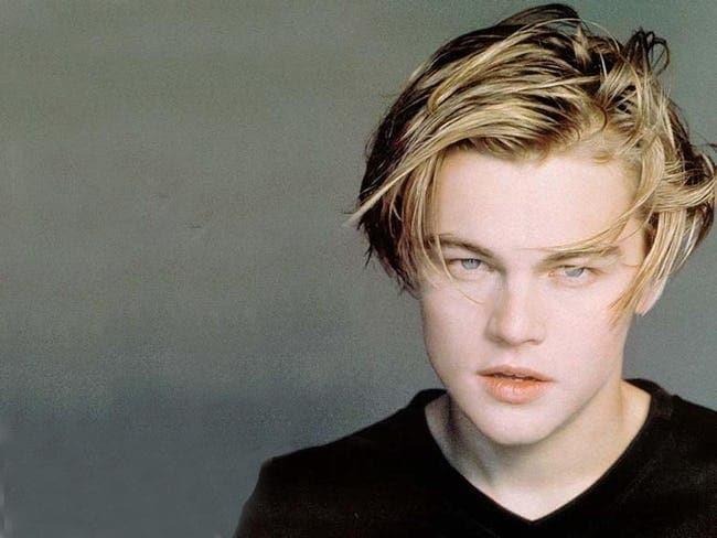 Hinh anh Leonardo DiCaprio thoi vo danh di thu vai phu-Hinh-2