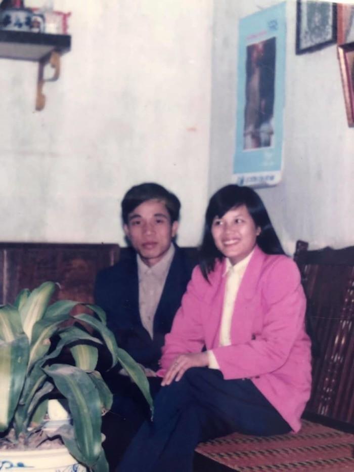 Linh Ngoc Dam khoe anh bo me: 'Nhan sac nay khong the dua duoc'-Hinh-3