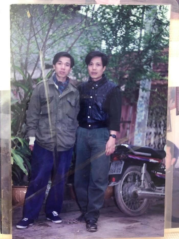 Linh Ngoc Dam khoe anh bo me: 'Nhan sac nay khong the dua duoc'-Hinh-4