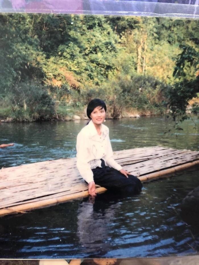 Linh Ngoc Dam khoe anh bo me: 'Nhan sac nay khong the dua duoc'-Hinh-9