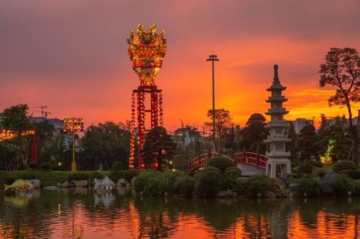 Song ao cuc chat o cong vien Nhat Ban dau tien tai Ha Noi-Hinh-13