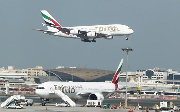 May bay A380 cua Airbus doi mat voi tuong lai am dam