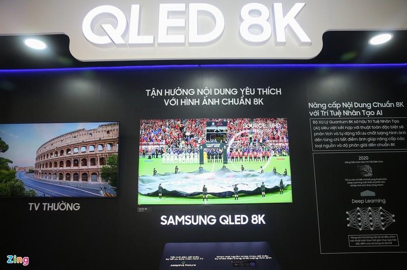 Samsung dua TV vuot khoi dinh nghia truyen thong