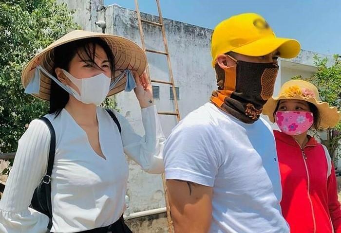 Thuy Tien tiet lo ly do chon Cong Vinh du bo chong phan doi-Hinh-2