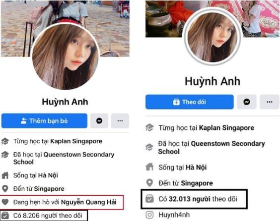 Huynh Anh xoa trang thai 'Dang hen ho' voi Quang Hai o Facebook-Hinh-4