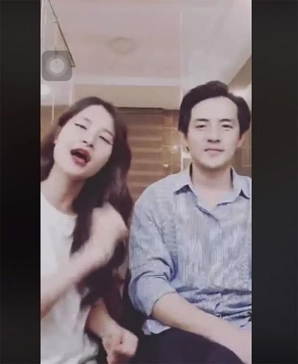 Ong Cao Thang chua then cho vo tren livestream cuc yeu-Hinh-2