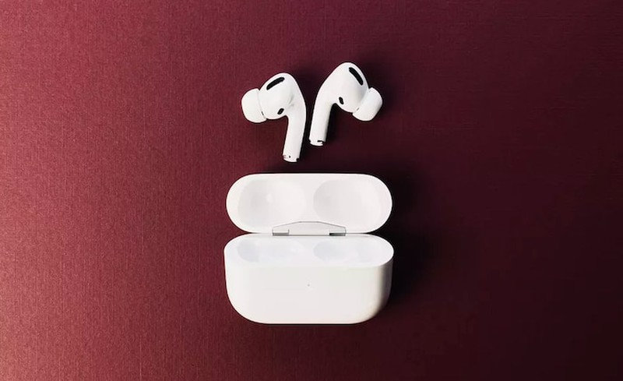 Tai nghe AirPods cua Apple sap co tinh nang dac biet-Hinh-4