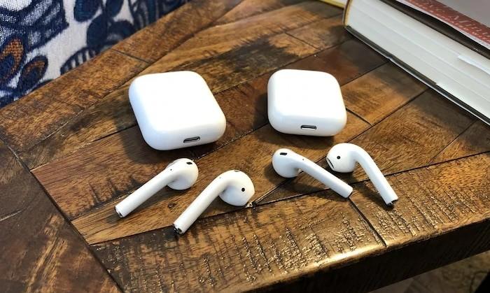Tai nghe AirPods cua Apple sap co tinh nang dac biet