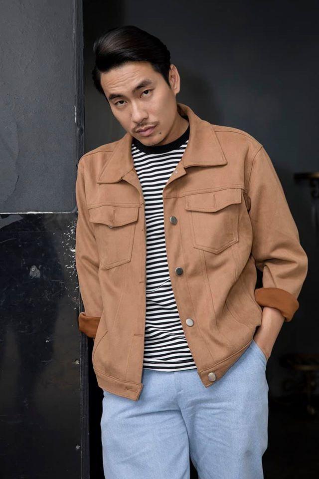 Kieu Minh Tuan dap tra anti fan: 'Tha cho can may gio'