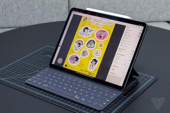 iPad Air 2020 se quay tro lai su dung thiet ke cua iPhone 4?-Hinh-4