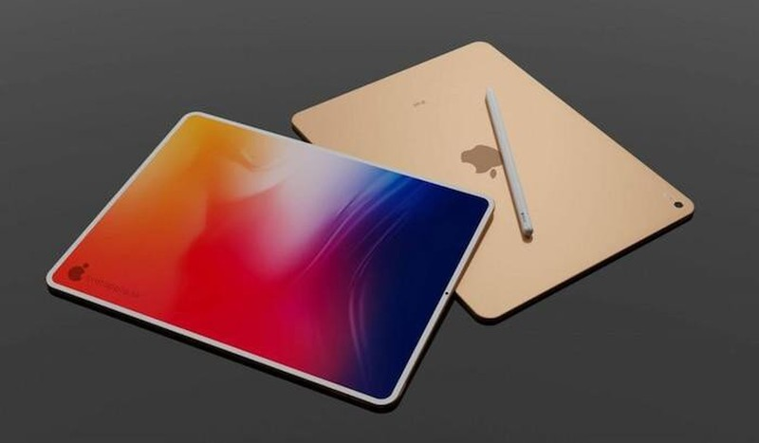 iPad Air 2020 se quay tro lai su dung thiet ke cua iPhone 4?