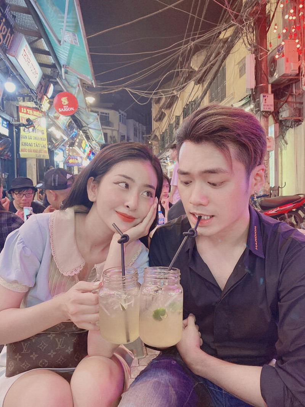 Ban gai rich kid Ngoc Anh xoa het bang chung yeu duong-Hinh-11