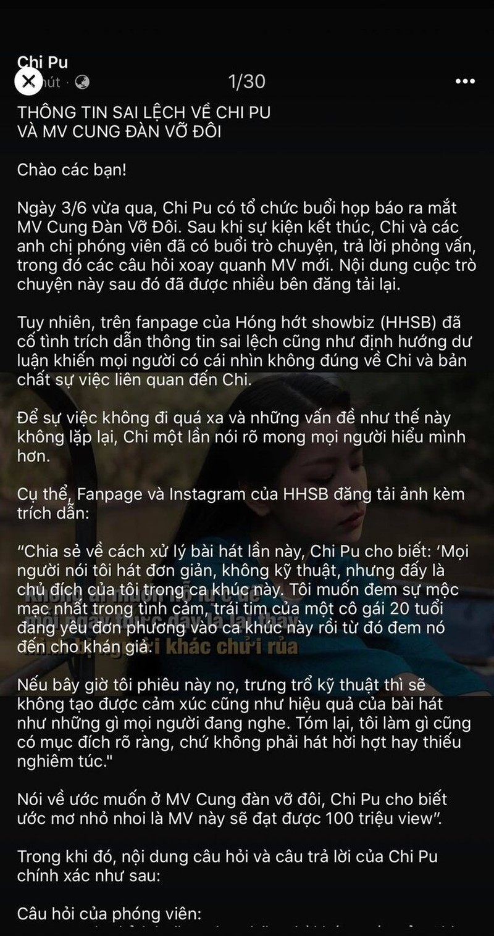 Chi Pu tuc gian vi bi bop meo su that, dang dan dinh chinh-Hinh-3