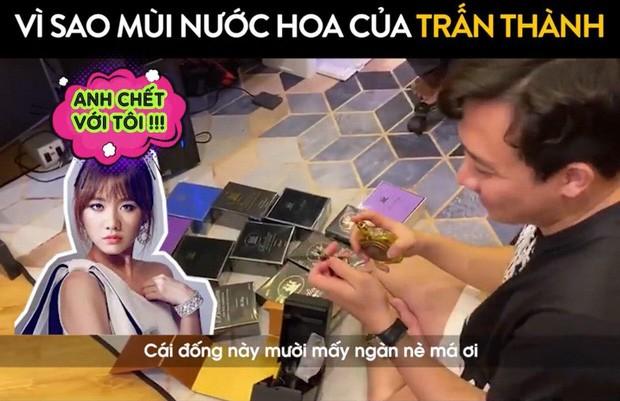 Tran Thanh xin Thu Minh dung bao cao dieu nay voi Hari Won