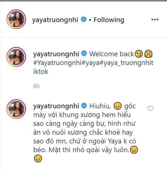 Yaya Truong Nhi dap tra khien anti-fan khi bi che dang nguoi-Hinh-6