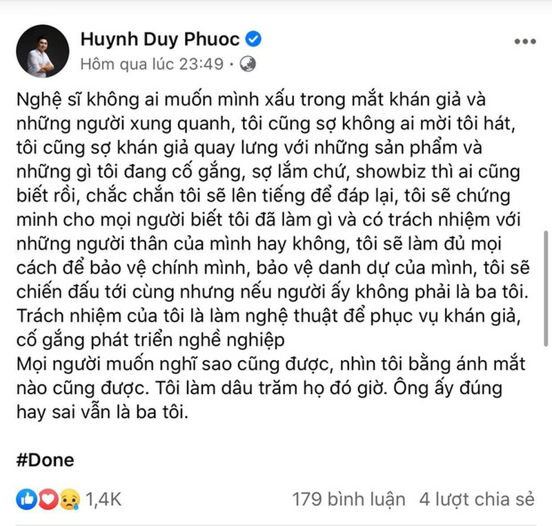 Con trai Le Giang len tieng khi bi chi trich bat hieu-Hinh-2