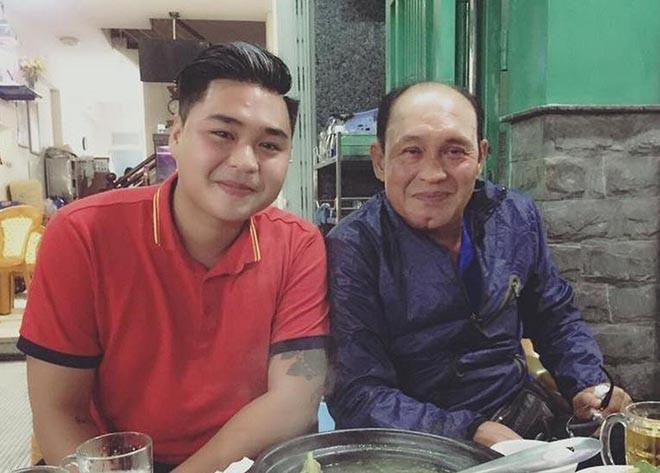 Con trai Le Giang len tieng khi bi chi trich bat hieu-Hinh-3