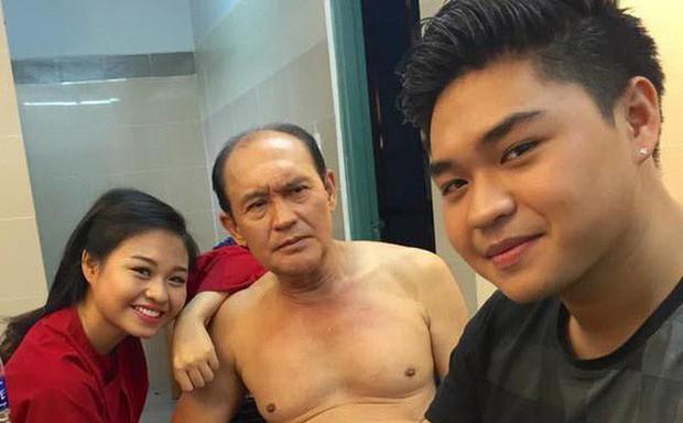 Con trai Le Giang len tieng khi bi chi trich bat hieu