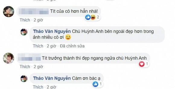 Con trai MC Thao Van co nhieu net giong dien vien Huynh Anh-Hinh-4