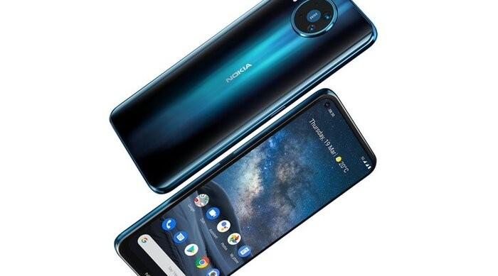Smartphone gia thap Nokia 5.3 chinh thuc ra mat tai VN
