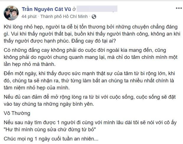 Dong trang thai la cua Tim sau khi Truong Quynh Anh muon tai hop-Hinh-2