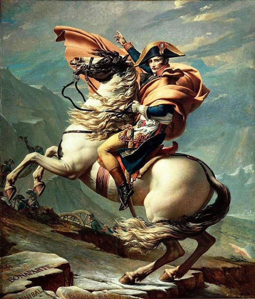 Cuoc hon nhan ngang trai cua Napoleon