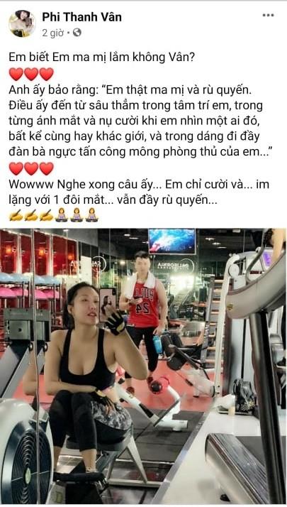 Phi Thanh Van duoc khen 'nguc tan cong, mong phong thu'