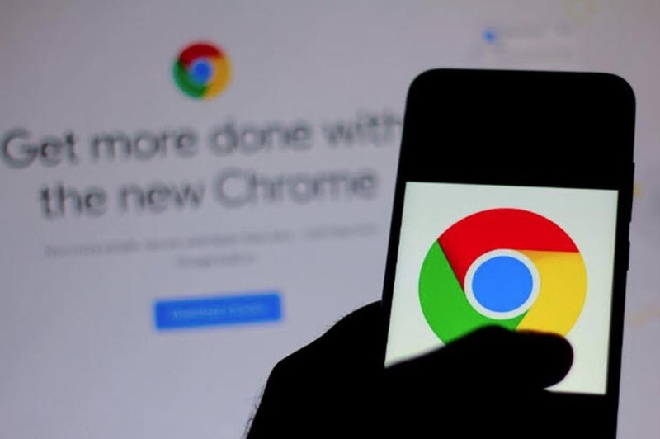 Chrome dang gap loi nghiem trong