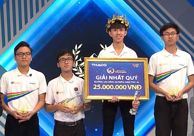 Chung ket nam Olympia ve Quang Tri