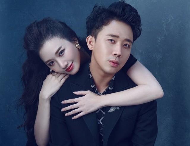 Phan ung cua Tran Thanh khi Hari Won co anh trai mua?