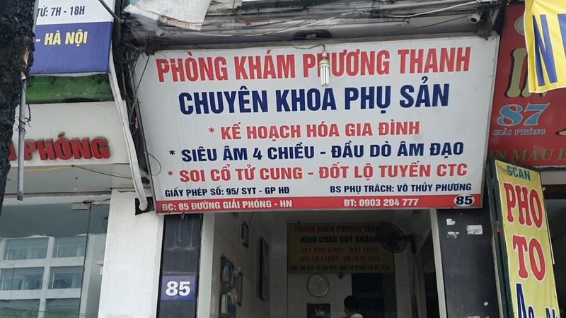 Tam dinh chi phong kham