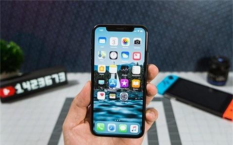 iPhone X dep long lanh, giam gia 'kich san' tai Viet Nam-Hinh-5
