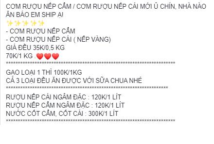 Com ruou nep tiep tuc la 'hang hot' trong tet Doan Ngo-Hinh-3