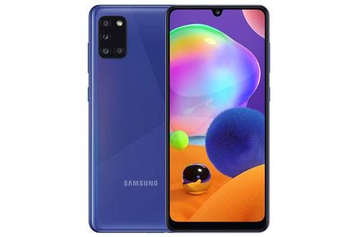 Can canh Samsung Galaxy A31 voi gia 6,49 trieu dong