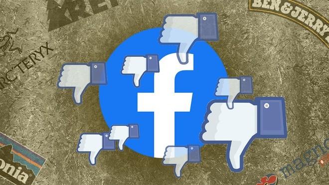 Nhung thuong hieu lon nao dang tay chay Facebook?