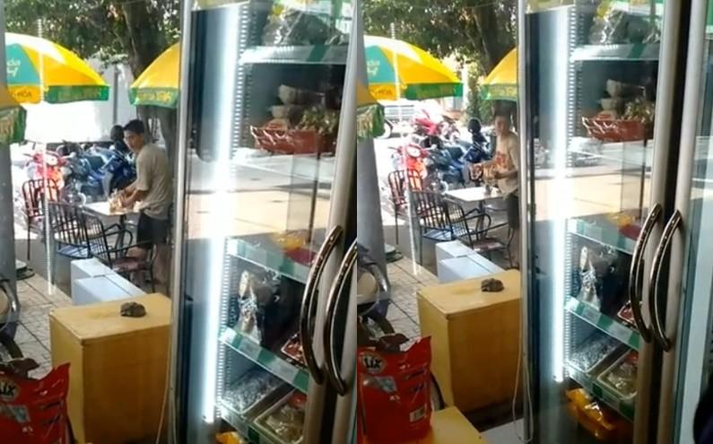 Ban than len tieng sau video Hoai lam ban ca phe o que-Hinh-2