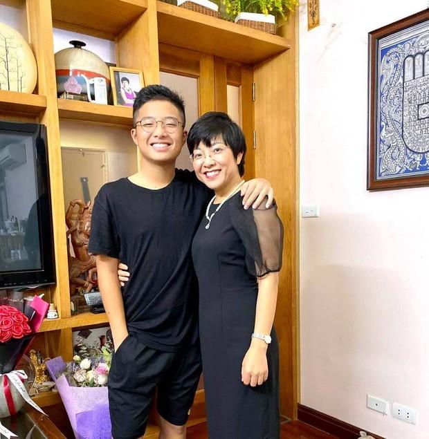 Con trai Cong Ly - Thao Van tro ma gay ngo ngang-Hinh-3